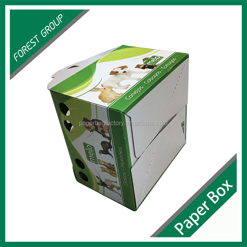 cardboard cat carrier accept custom order wholesale foldable pet carrier