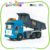 Big intelligent kid cars plastic garbage truck toy