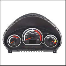 12V LCD Digital Speedometer Used For DC Motor Car Bike
