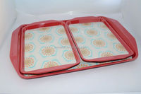 tableware serving tray