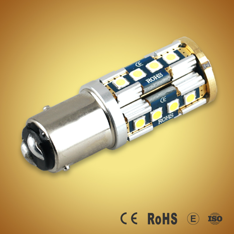 2017 New design 1157 20SMD 3030 7443 car led light