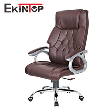 Discount price visit client incline air conditioned moving office chair with table