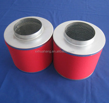new design round activated carbon filter commercial