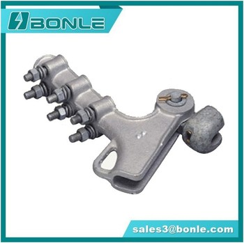 Wholesale Hot-Dip Galvanized Tension Clamp with Bolt