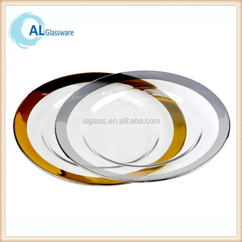 Wholesale Gold Charger Plate Dinner Plate Buy Gold Charger Plate Wholesale