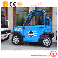 Four-wheel electric vehicles for teenagers