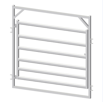 1.8x2.1m metal cattle panel horse panel gate