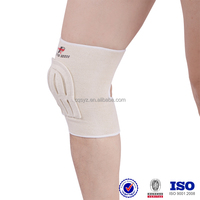 Elastic cotton Knee Pad wool felt Protector soft keep warm medical knee support