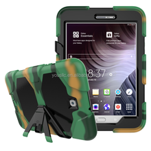 Heavy Duty Tough ShockProof Builder Hard Stand Case Cover For Samsung Galaxy Tab S2 T719
