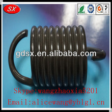 Customized steel strong springs,return spring,exercise equipment springs in Dongguan, ISO9001/RoHS