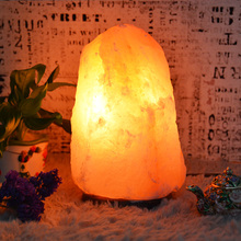 2017 Hot Selling Table Lamps Natural Himalaya Salt Lamp 6-9 lbs for clearing air