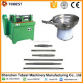 two roll thread rolling machine fasteners making machine manufacturer