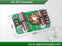 25A 12vdc to 5vdc naked board converter with TVS tube