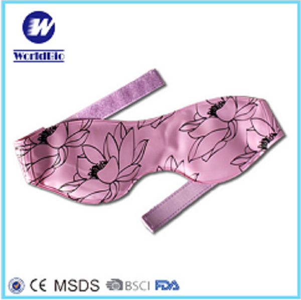 Eye mask with imperial crown