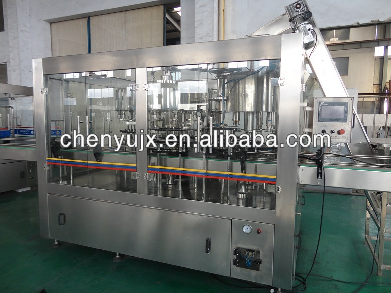 cooking oil vegetable oil filling machine