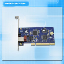Hot sale! TE110P T1 E1 J1 Asterisk digital PCI Card, build your own VOIP system!!