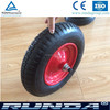 durable use 4PR wheelbarrow wheel 3.50-8