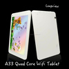 "7"" mid Android 4.4 KitKat Allwinner A33 Quad Core 7inch wifi Bluetooth Tablet PC 2 Cameras"