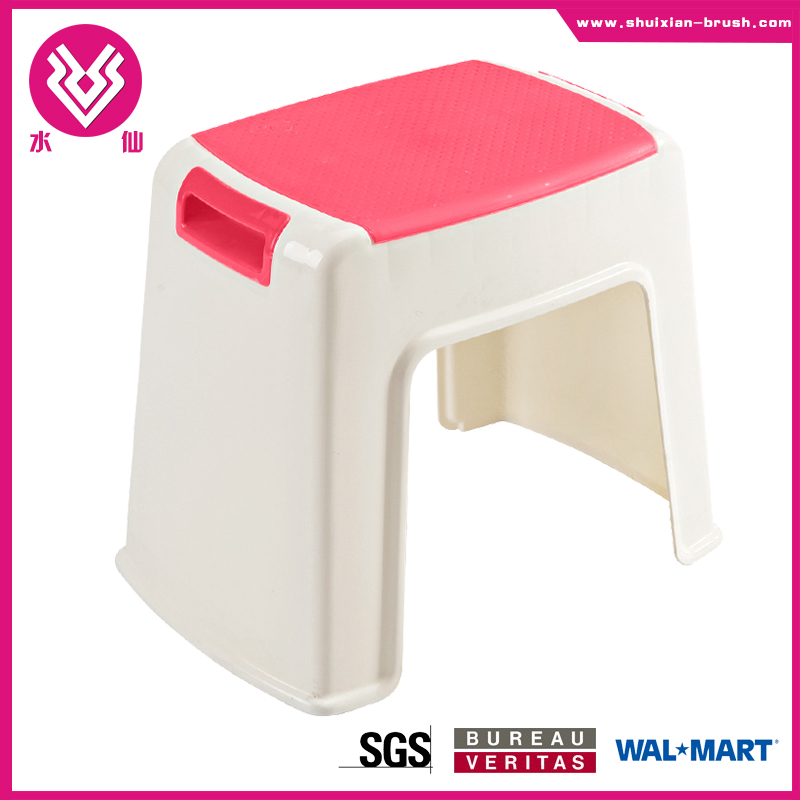2015 modern style hot selling bathroom stool plastic baby stool
