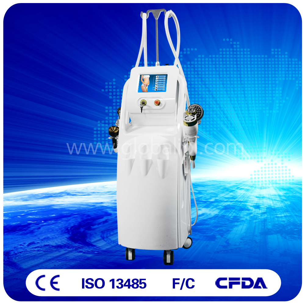 Medical CE approved high intensity focused ultrasound liposuction cavitation body slimming machine for spa