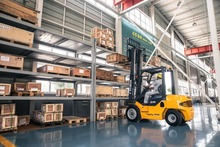 Samuk 3ton new forklift with diesel power with Japan engine