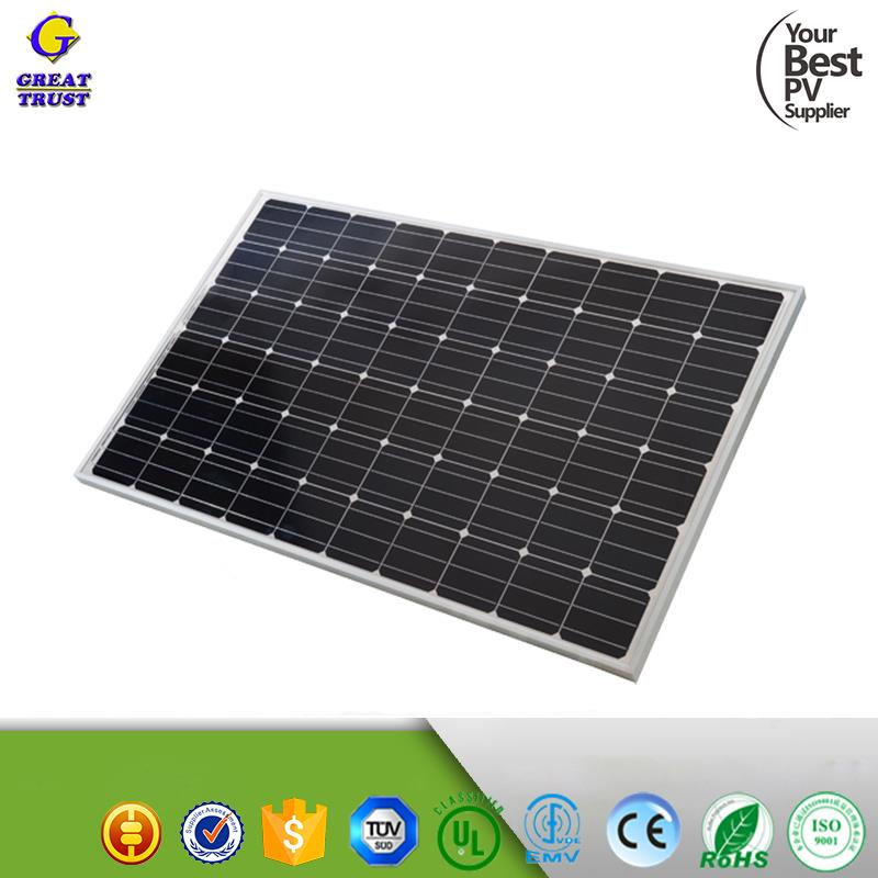 On Sale ABS garden solar light IP65 outdoor 3W external solar panel