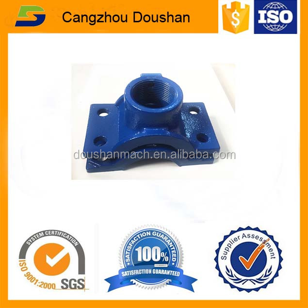 EN 545 Ductile Iron pipe fitting pipe clamp