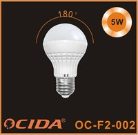 360 degree 5w led bulb light xxx sex china shenzhen With raditor