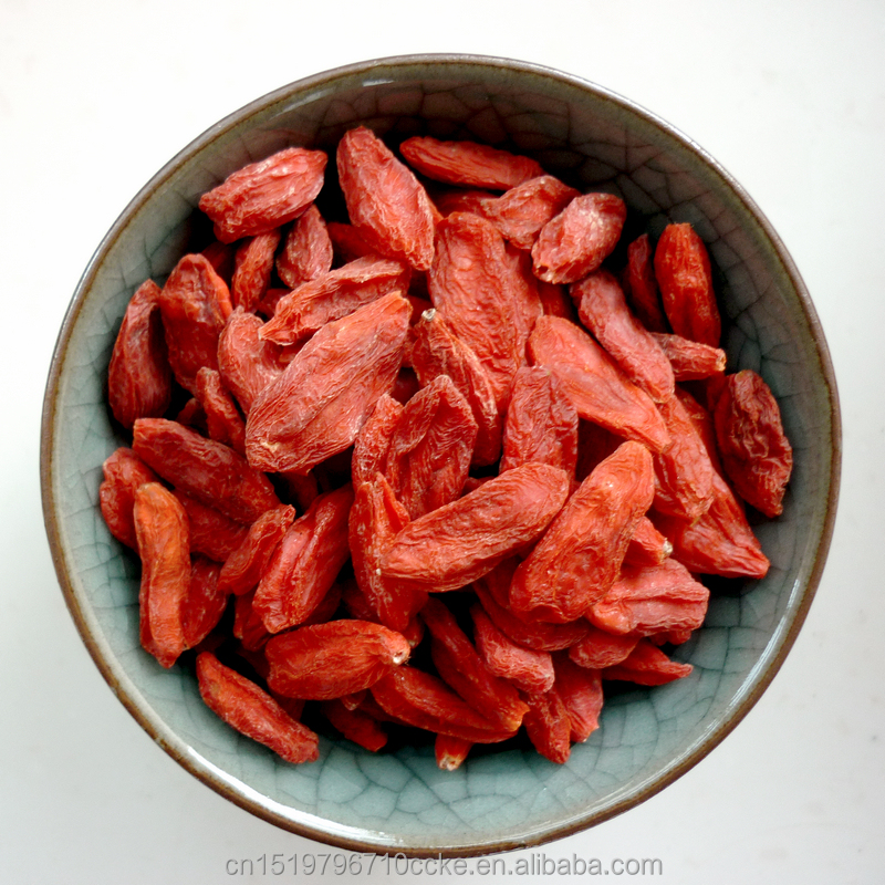 carefully selected Ningxia healthy goji berry/wolfberry 350 with reasonable price