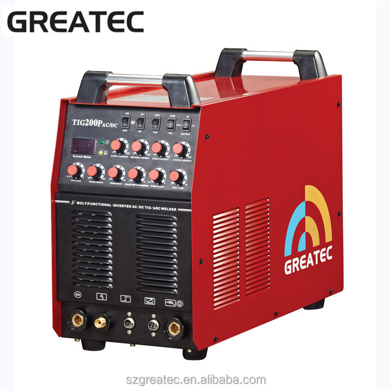 welding machine cooling fan ac dc tig 200p welding machine