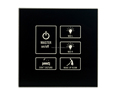 Hotel Guest Room Control Touch Switch with DND MUR