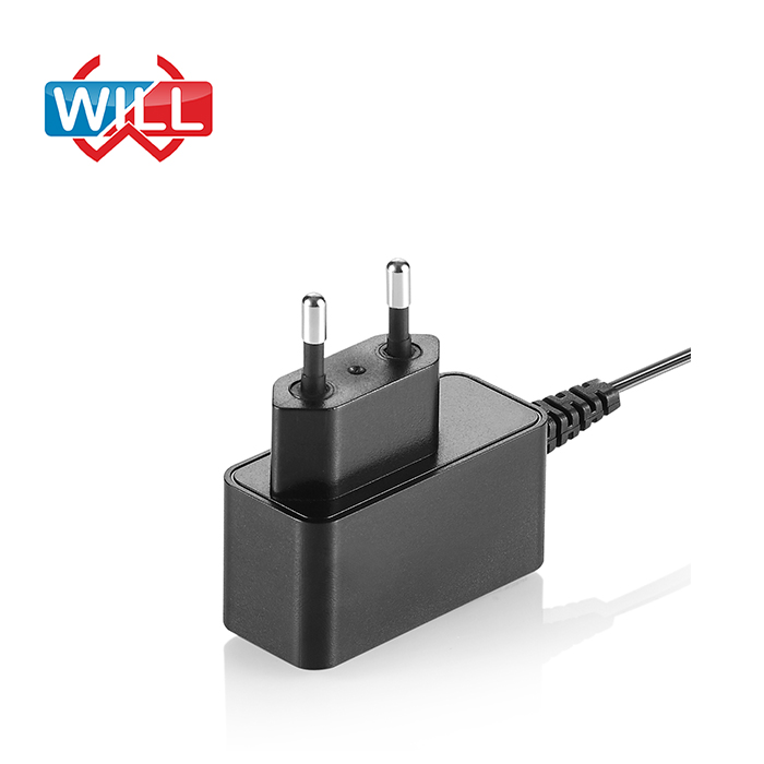 CE GS ROHS certificated 12V 1a wall mount power adapter use in LED light