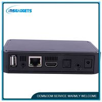 Quad core tv box with metal housing ,h0t6p cable tv set top box for sale