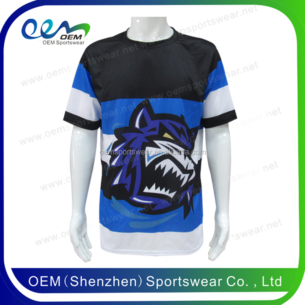 Online wholesale shop full sublimation printing t-shirt men custom