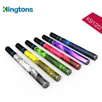 New fashion free sample stainless steel tube K912D hookah pen electric hookah pipe