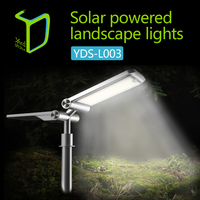 Advanced YARDSHOW Light Solar Landscape Light / Outdoor Solar Lights