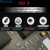 Original manufacturer supply led light kit for car