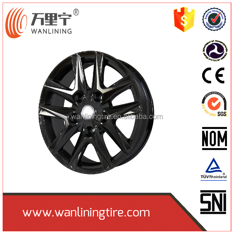 Full Painted Car Alloy Wheels with competitive price