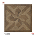Wood Flooring Type Laminate Parquet Glazed Square Floor Tiles