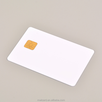 High Quality AT88SC102 Contact Card with ATMEL Brand