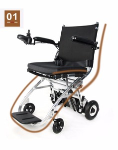 2018 newest model light handicapped power wheelchair electric just only 17 kg
