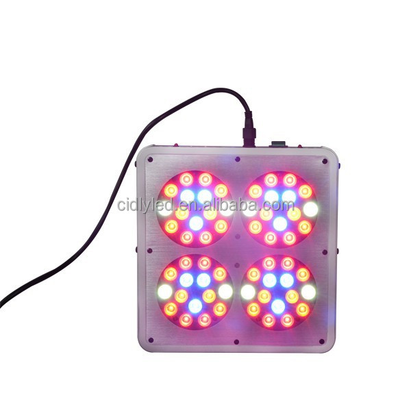 hydroponics system CIDLY LED 4 180W Bloom Booster hydroponics LED grow lighting fixture