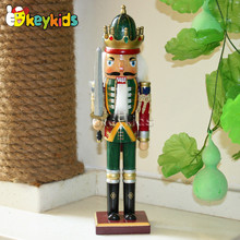 2016 wholesale baby wooden custom nutcracker, popular kids wooden custom nutcracker, fashion wooden custom nutcracker W02A087