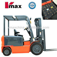 HOT! China 2 ton electric forklift truck with best price