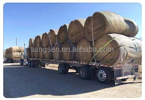 100% New HDPE Agriculture Hay Bale Net Wrap (stretch)
