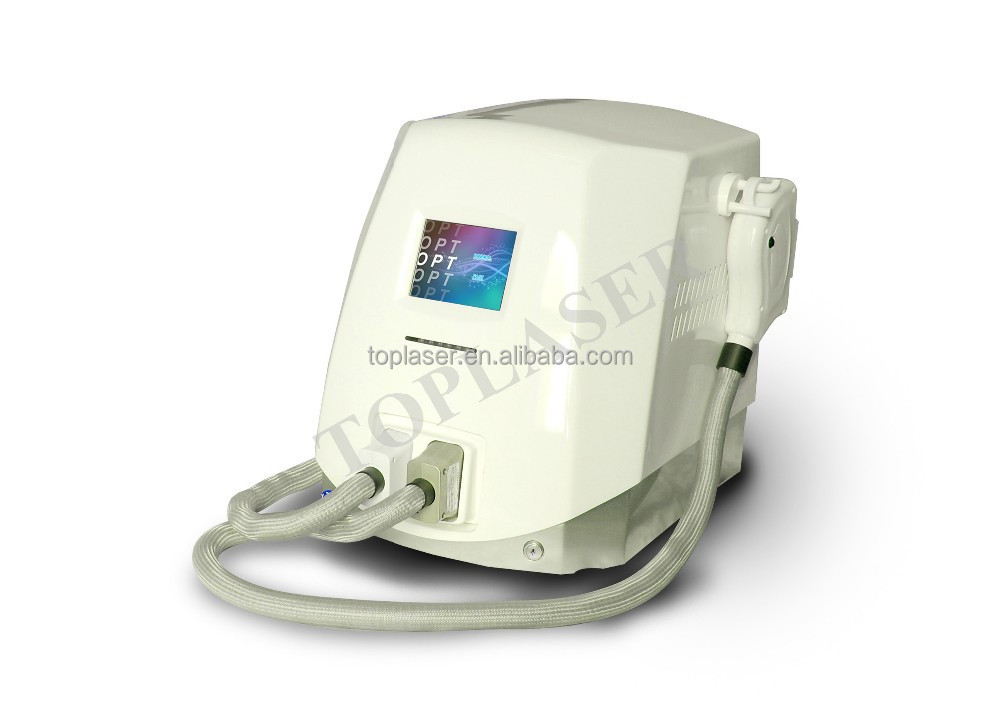 Galvanic Style Photothermic Therapy SHR OPT Anti-aging Wrinkle Removal Facial Beauty Equipment for Beauty Cosmetics