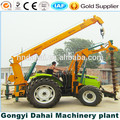 Electric Power Construction Hole Digging Machine