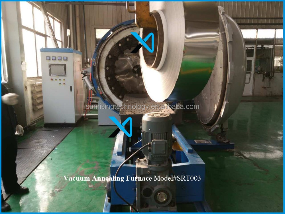 High technology aluminum melting furnace annealing heat treatment furnace