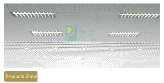Sound Absorption Mineral Fiber Slab M-F80