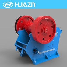Building material crushing used rock jaw crusher machine price manufacturer